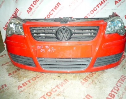 Nose cut Volkswagen Polo 9N BUD 2005