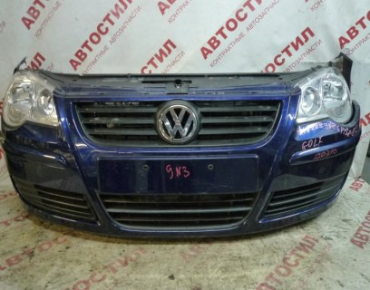 Nose cut Volkswagen Polo 9N