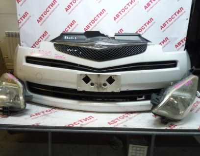Nose cut Toyota Ractis NCP105, NCP100, SCP100 2006