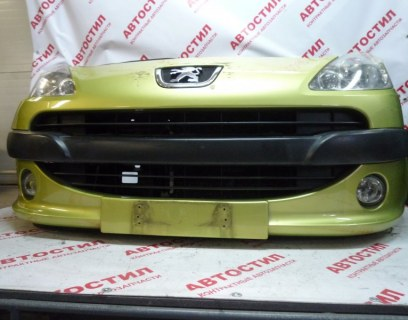 Nose cut Peugeot 1007 VF3W 2005-2009