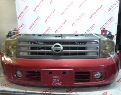 Nose cut Nissan Cube BNZ11, BZ11, YZ11 CR14 2003