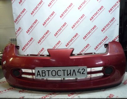 Бампер Nissan March AK12, BNK12, YK12 CR10 2004
