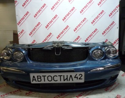 Nose cut Jaguar X-Type X400 AJ20 2004
