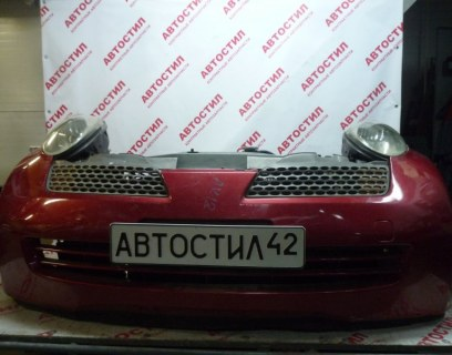 Nose cut Nissan March AK12, BK12, BNK12, K12,YK12 CR12 2004