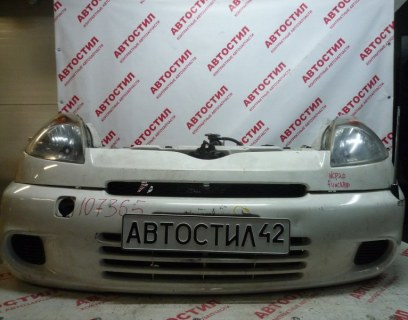 Nose cut Toyota Funcargo NCP20, NCP21, NCP25 1NZ 2001