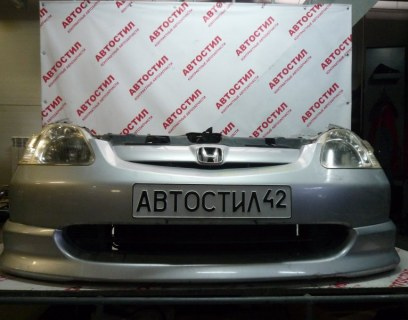 Nose cut Honda Civic EU1, EU2, EU3, EU4 D17A 2002