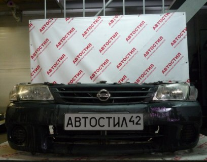 Nose cut Nissan Ad WFY11, WHNY11, WHY11, WPY11,WRY11 QG18 2003