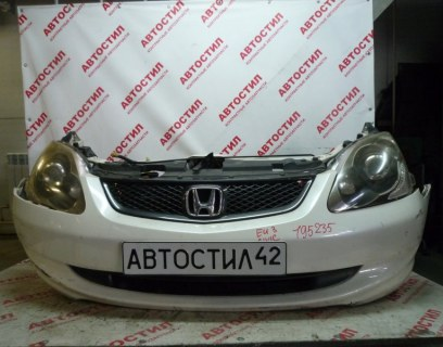 Nose cut Honda Civic EU1, EU2, EU3, EU4 D15B 2005