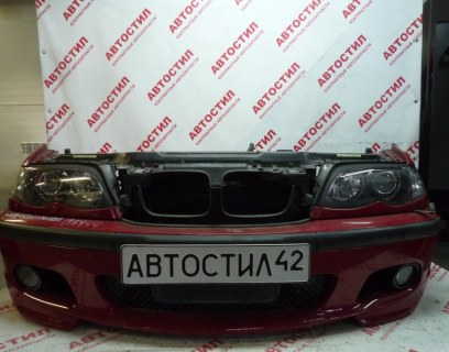 Nose cut Bmw 3-Series E46 N46B20 2005