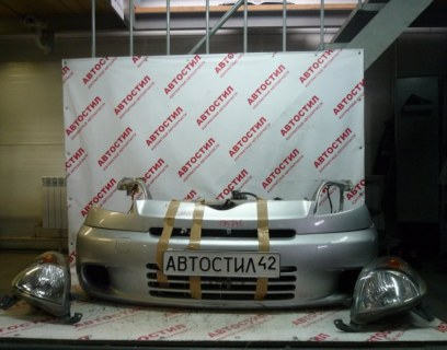 Nose cut Toyota Funcargo NCP20, NCP21, NCP25 1NZ 2000