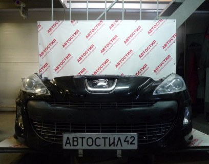 Nose cut Peugeot 308 VF34C EP6DT 2008