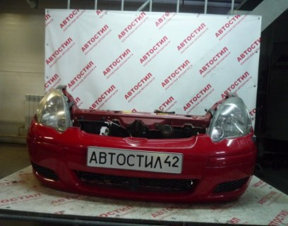 Nose cut Toyota Vitz NCP10, NCP13, NCP15, SCP10, SCP13 2SZ 2004