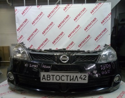 Nose cut Nissan Wingroad WFY11, WHNY11, WHY11, WPY11,WRY11 QG18 2003