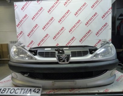 Nose cut Peugeot 206 VF32 TU5JP4 2004