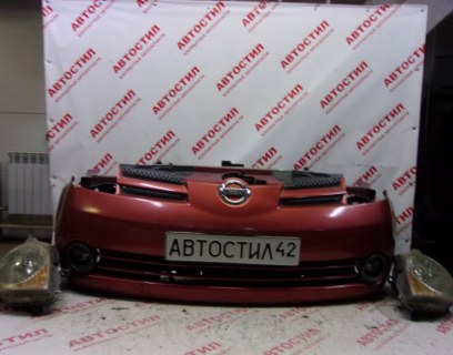 Nose cut Nissan Note ZE11, E11, NE11 HR15 2005