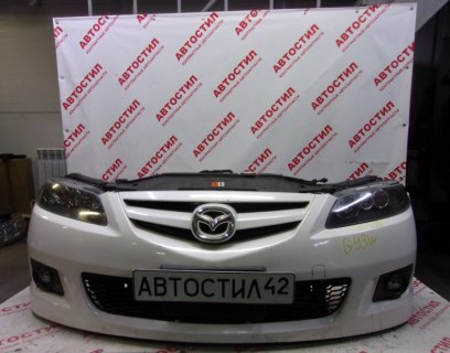 Nose cut Mazda Atenza GG3P, GGEP,GY3W, GYEW,GG3S, GGES L3 2006