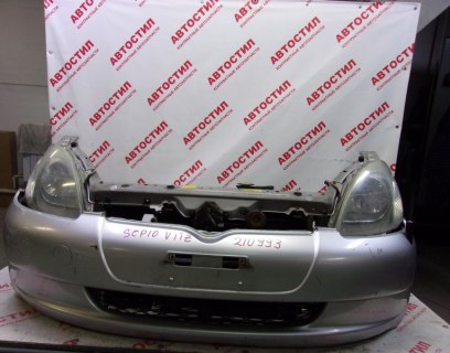Nose cut Toyota Vitz NCP10, NCP13, NCP15, SCP10, SCP13 1SZ 2000