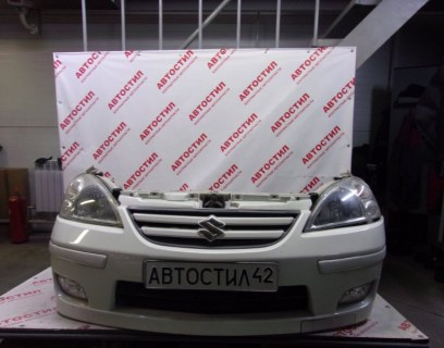 Nose cut Suzuki Aerio RA21S, RC51S,RB21S, RD51S M15A 2006
