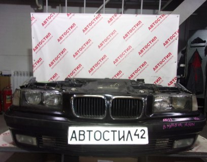 Nose cut Bmw 3-Series E36 M44B19 1996
