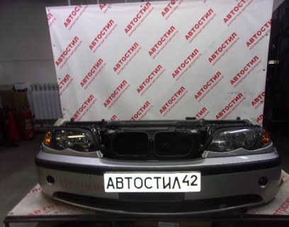 Nose cut Bmw 3-Series E46 N46B20 2003