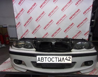 Nose cut Bmw 3-Series E46 N46B20 2004